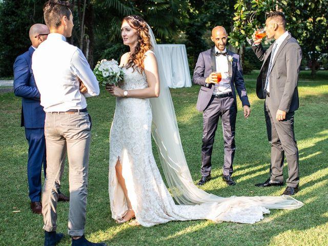 Il matrimonio di Massi e Gaia a Inveruno, Milano 182