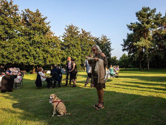 Il matrimonio di Massi e Gaia a Inveruno, Milano 183