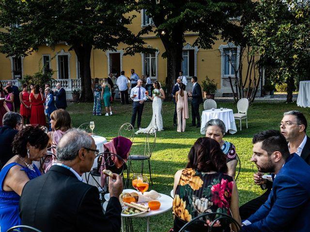 Il matrimonio di Massi e Gaia a Inveruno, Milano 187
