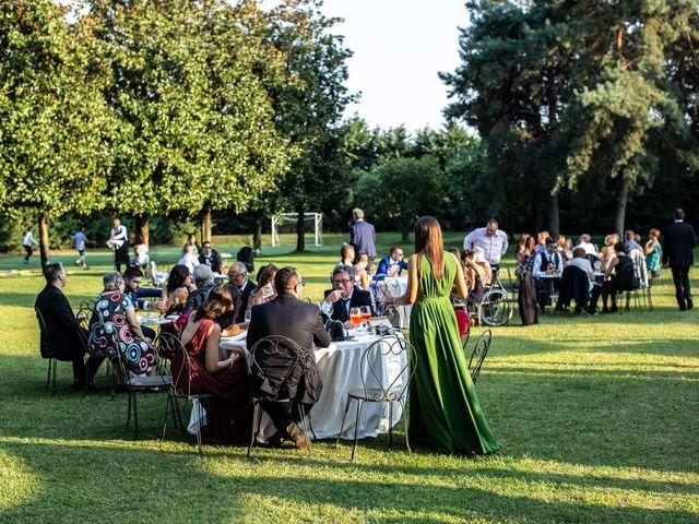 Il matrimonio di Massi e Gaia a Inveruno, Milano 190
