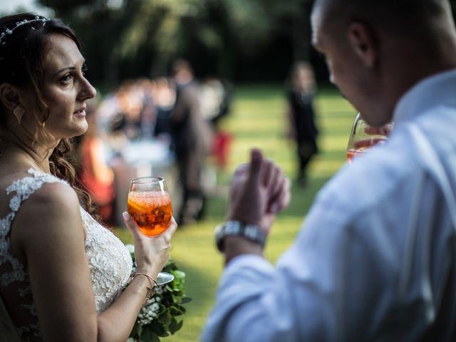 Il matrimonio di Massi e Gaia a Inveruno, Milano 195