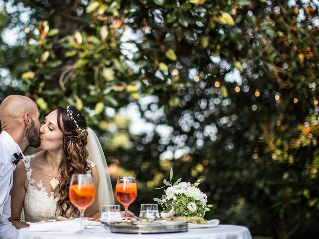 Il matrimonio di Massi e Gaia a Inveruno, Milano 196