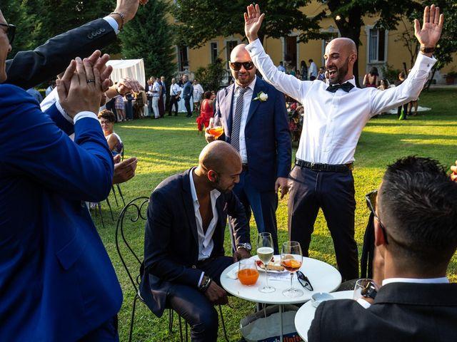 Il matrimonio di Massi e Gaia a Inveruno, Milano 197
