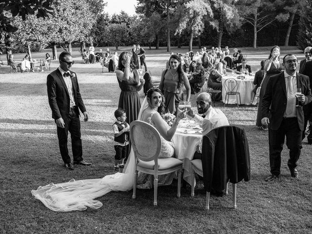 Il matrimonio di Massi e Gaia a Inveruno, Milano 198