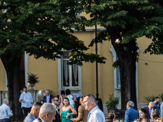 Il matrimonio di Massi e Gaia a Inveruno, Milano 201