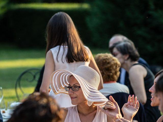 Il matrimonio di Massi e Gaia a Inveruno, Milano 204