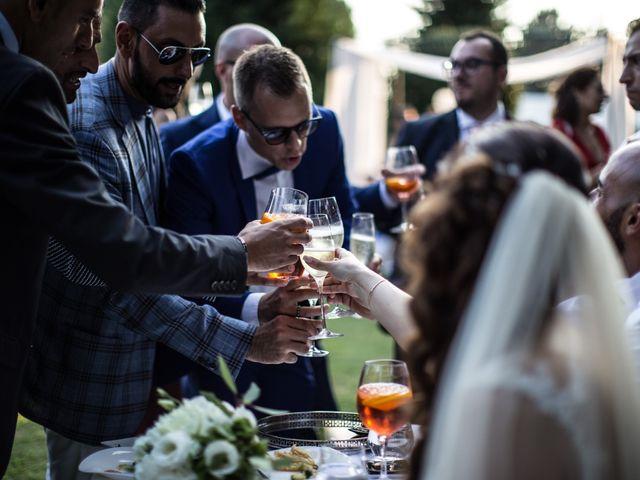 Il matrimonio di Massi e Gaia a Inveruno, Milano 206