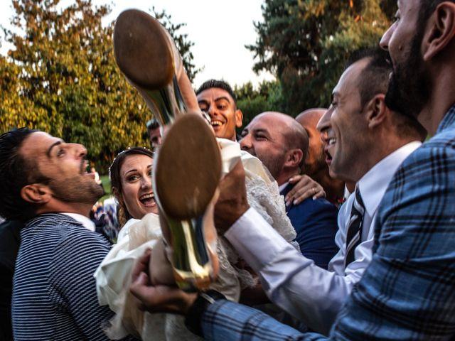 Il matrimonio di Massi e Gaia a Inveruno, Milano 218
