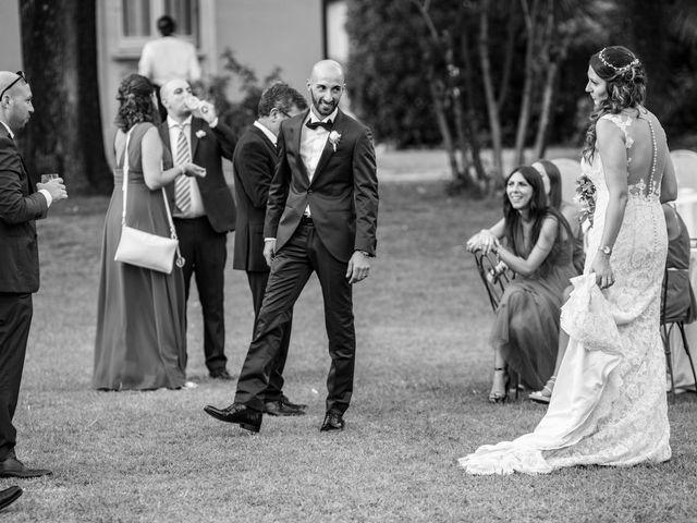 Il matrimonio di Massi e Gaia a Inveruno, Milano 220