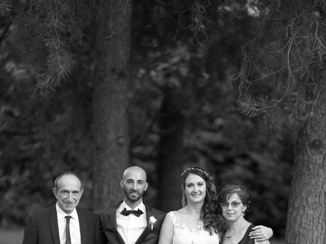 Il matrimonio di Massi e Gaia a Inveruno, Milano 224