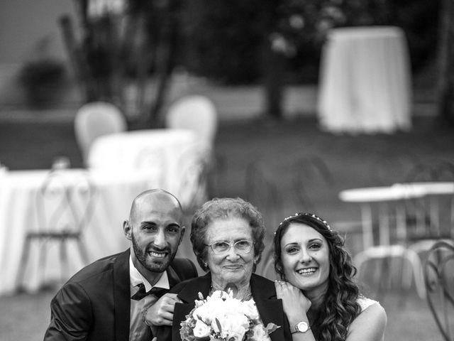Il matrimonio di Massi e Gaia a Inveruno, Milano 226