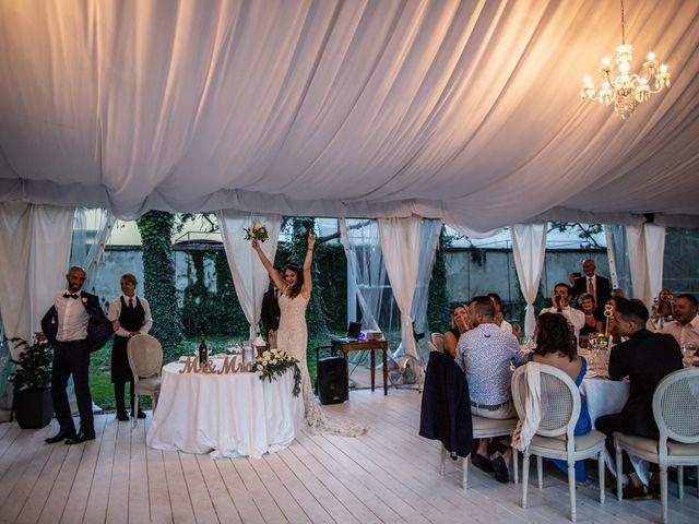 Il matrimonio di Massi e Gaia a Inveruno, Milano 234