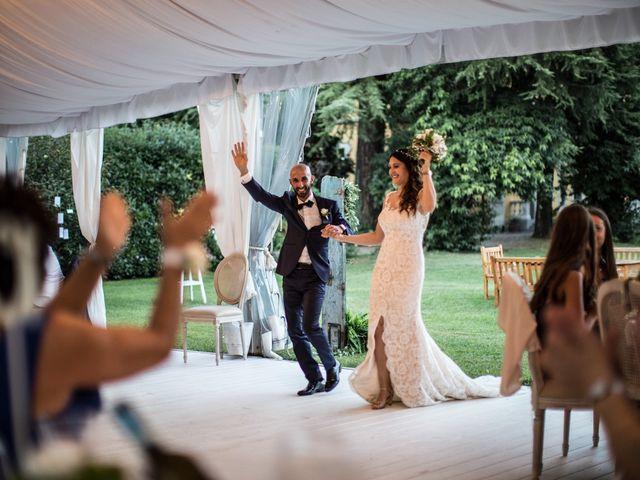 Il matrimonio di Massi e Gaia a Inveruno, Milano 236
