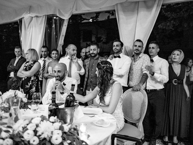 Il matrimonio di Massi e Gaia a Inveruno, Milano 238
