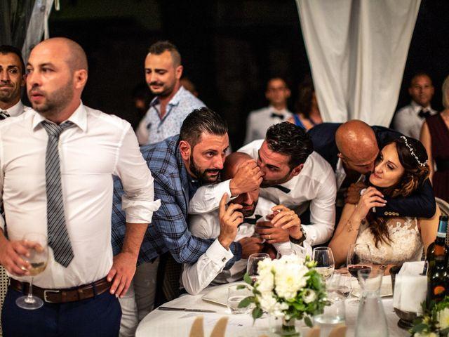 Il matrimonio di Massi e Gaia a Inveruno, Milano 240