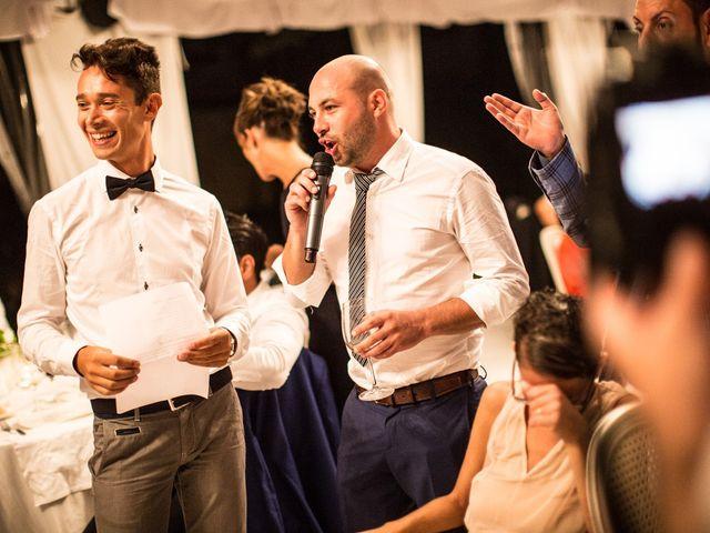 Il matrimonio di Massi e Gaia a Inveruno, Milano 252