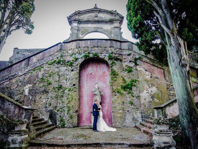 Le nozze di Roberta e Simone