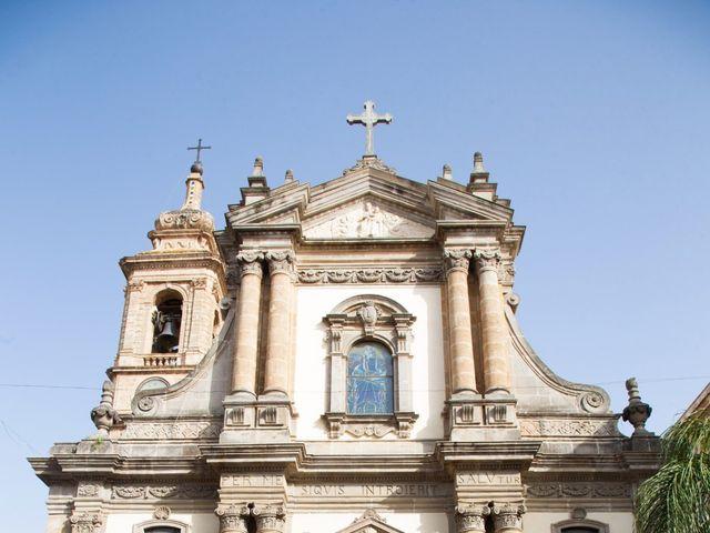 Il matrimonio di Antonio e Roberta a Partinico, Palermo 16