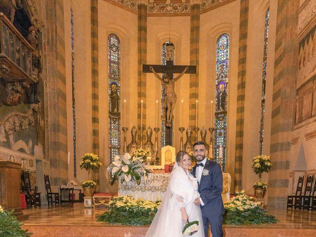 Il matrimonio di Jonny e Romina a Verona, Verona 4