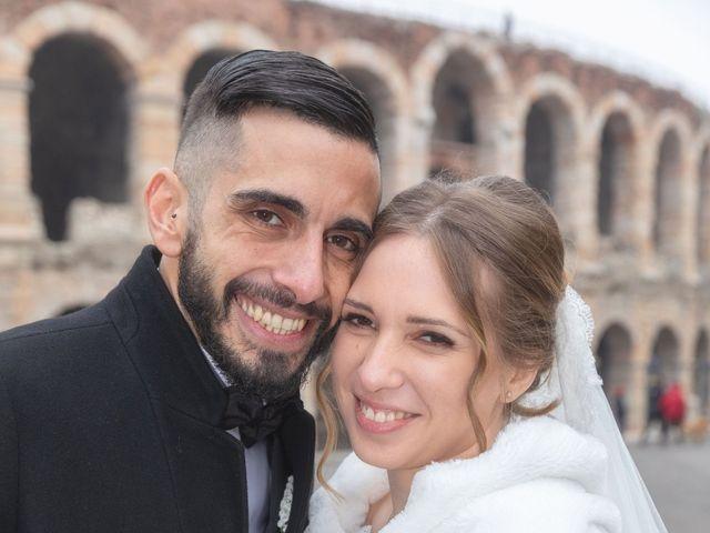 Il matrimonio di Jonny e Romina a Verona, Verona 5