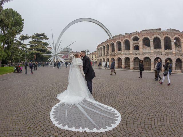 Il matrimonio di Jonny e Romina a Verona, Verona 7