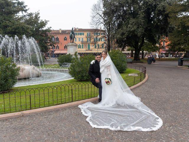 Il matrimonio di Jonny e Romina a Verona, Verona 8