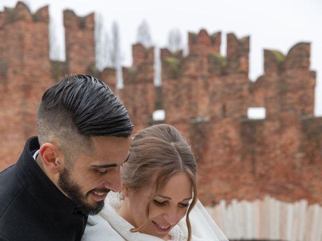 Il matrimonio di Jonny e Romina a Verona, Verona 9