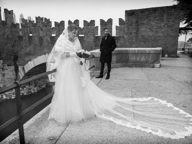 Il matrimonio di Jonny e Romina a Verona, Verona 10
