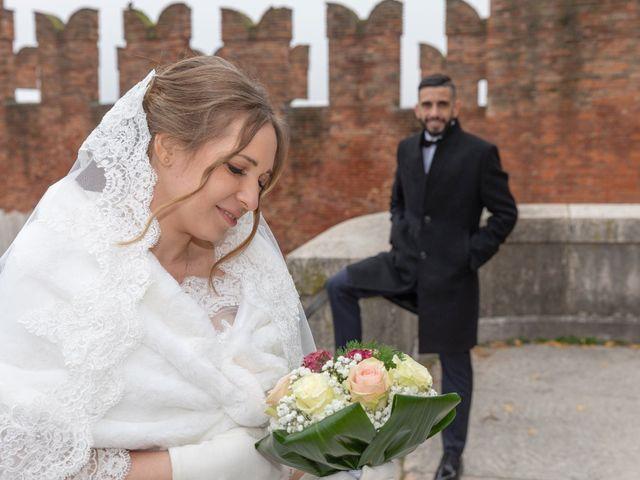 Il matrimonio di Jonny e Romina a Verona, Verona 12