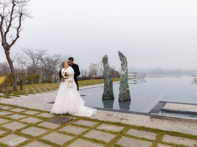 Il matrimonio di Jonny e Romina a Verona, Verona 13