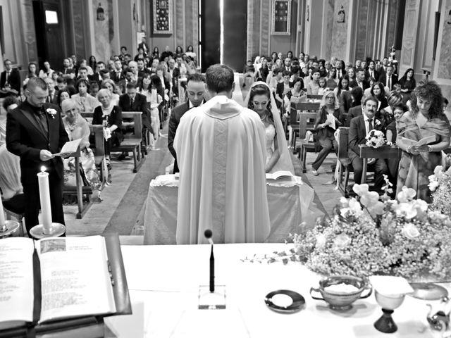 Il matrimonio di Stefano e Marina a Palazzago, Bergamo 15