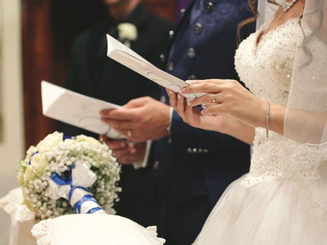 Il matrimonio di Stefano e Marina a Palazzago, Bergamo 16