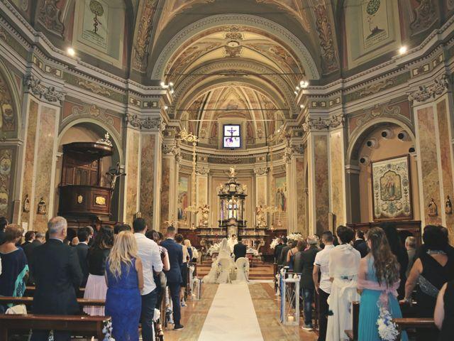 Il matrimonio di Stefano e Marina a Palazzago, Bergamo 17