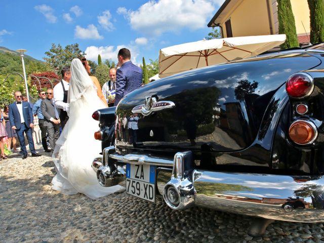Il matrimonio di Stefano e Marina a Palazzago, Bergamo 24