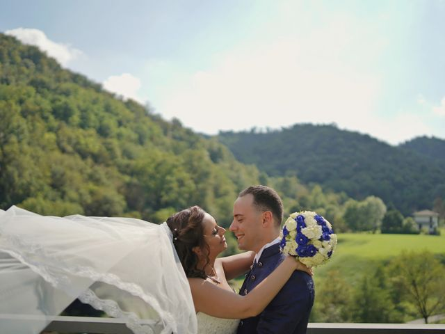 Il matrimonio di Stefano e Marina a Palazzago, Bergamo 29