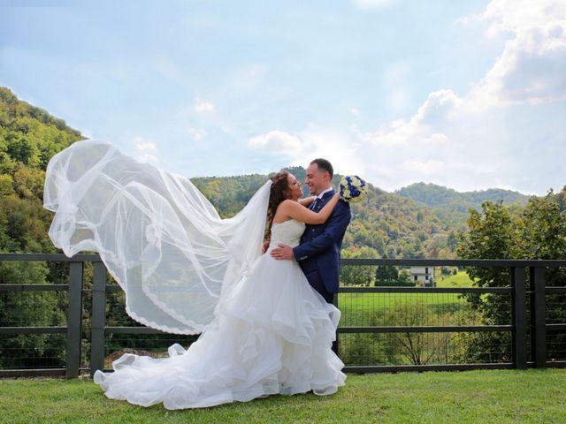 Il matrimonio di Stefano e Marina a Palazzago, Bergamo 32