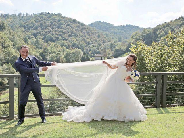 Il matrimonio di Stefano e Marina a Palazzago, Bergamo 33