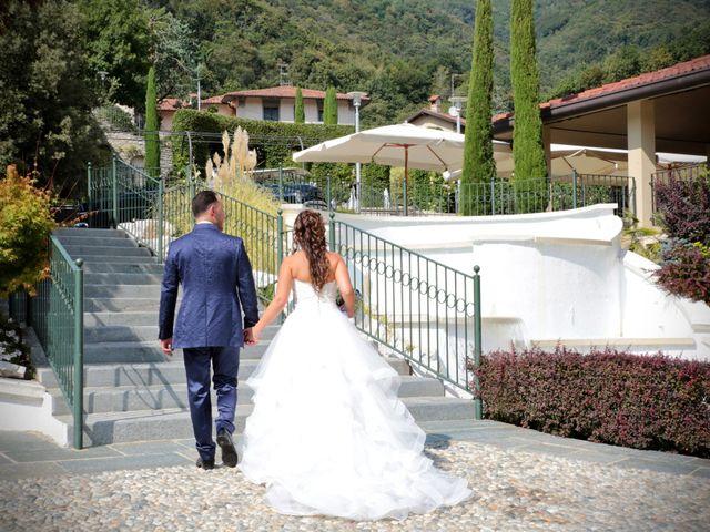 Il matrimonio di Stefano e Marina a Palazzago, Bergamo 34