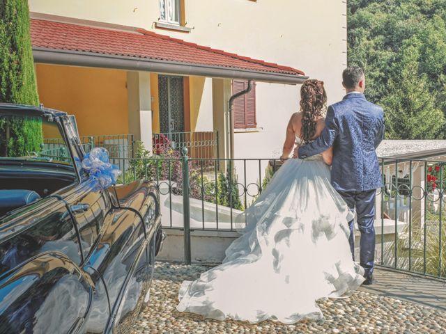 Il matrimonio di Stefano e Marina a Palazzago, Bergamo 37