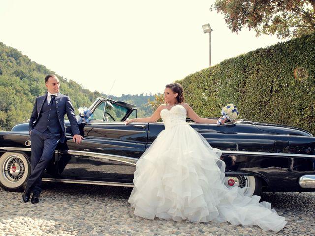 Il matrimonio di Stefano e Marina a Palazzago, Bergamo 40