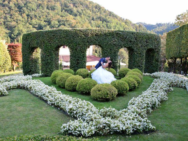 Il matrimonio di Stefano e Marina a Palazzago, Bergamo 48