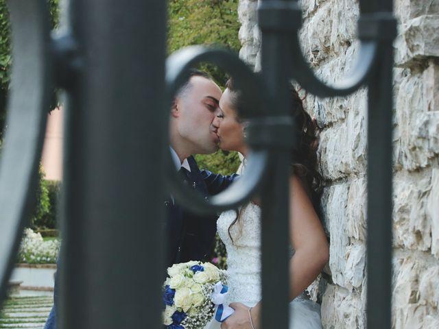 Il matrimonio di Stefano e Marina a Palazzago, Bergamo 54