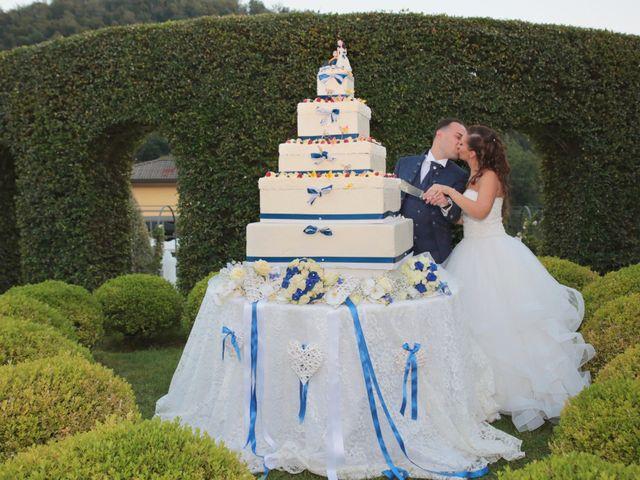 Il matrimonio di Stefano e Marina a Palazzago, Bergamo 58