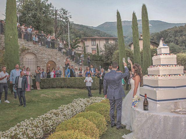 Il matrimonio di Stefano e Marina a Palazzago, Bergamo 59