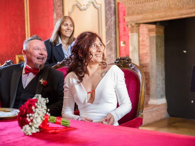 Il matrimonio di Gianluca e Cristina a Cremona, Cremona 13