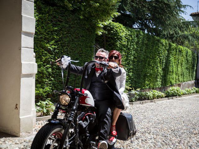 Il matrimonio di Gianluca e Cristina a Cremona, Cremona 25