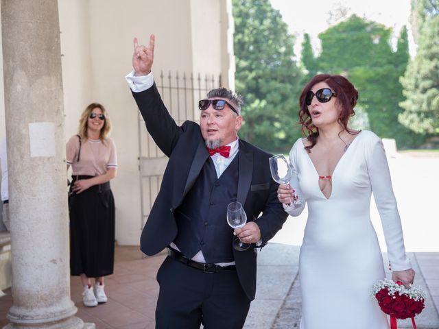Il matrimonio di Gianluca e Cristina a Cremona, Cremona 28