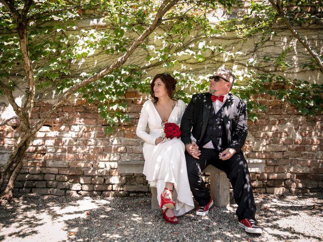 Il matrimonio di Gianluca e Cristina a Cremona, Cremona 38