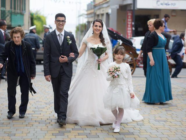 Il matrimonio di Guido e Graziella a Santa Teresa di Riva, Messina 8