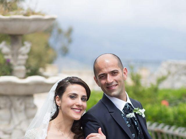 Il matrimonio di Guido e Graziella a Santa Teresa di Riva, Messina 11